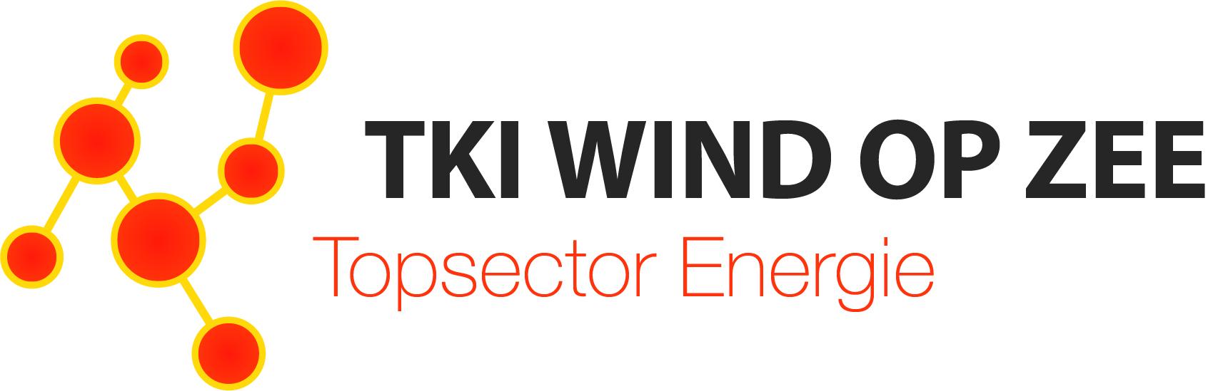 Logo Tki Wind op Zee